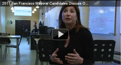 Video: Mayoral Candidates Discuss Open Government